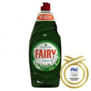 Fairy Original Hand Dish Wash 650ml 5413149607743