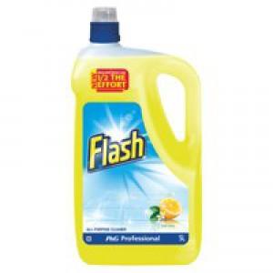 Flash Lemon All Purpose Cleaner 5 Litre 5413149200111
