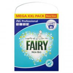 Fairy Non-Bio Washing Powder 85 Scoop 5410076696048