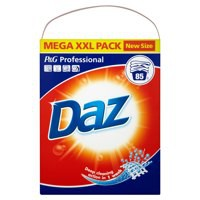 Daz Regular Washing Powder 85 Scoop 5410076696406