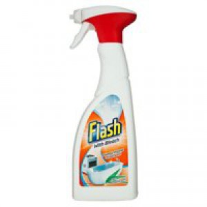 Flash Clean and Bleach Spray 5413149888999