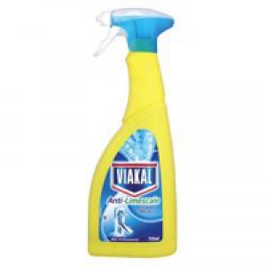 Flash Vikal Anti-Limescale Spray 750ml 5413149600829