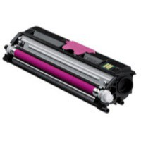Konica Minolta Laser Toner Cartridge High Capacity Page Life 2500pp Magenta Ref A0V30CH