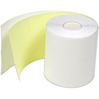 Image for Prestige Till Rolls 2 Ply 76mm x 76mm x  2mm White