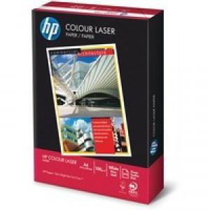 HP Colour Laser Paper A4 120gsm White Pk 250 HCL0330A1