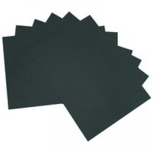 RDI Office Card A3 Black Pack of 20 240gsm BCA320