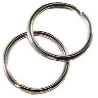 Image for Stephens Keyring Repl Split Rings Pk100
