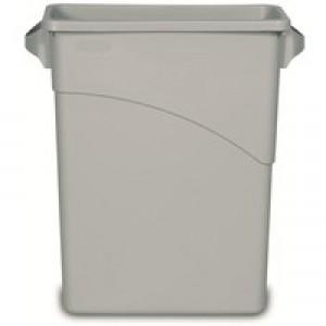 Newell Slim Jim Bin Base 60L Grey 3541-Grey/R001192