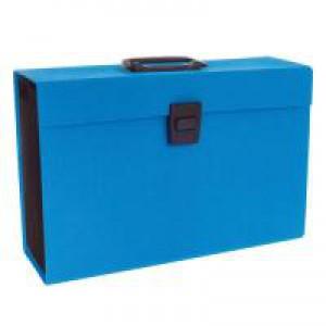 Rexel Joy Expanding File Blue