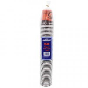 Caterpack 12oz 35cl Hot Cup Pk 50 RY01157