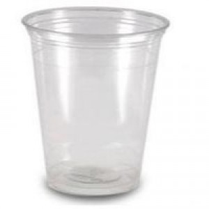 Nupik-Flo Water Cups 20cl Clear Pack of 1000 RY0146