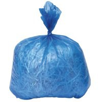 Polymax Refuse Sack 100gm Blue Pack of 200 0860
