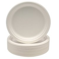 Robinson Young Super Rigid Plate 9 inch 3864 Pack of 50