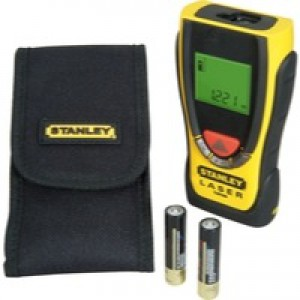 Stanley TLM 99 Laser Measure Yellow