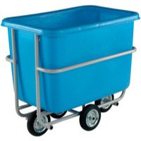 Mobile Tapered Container Truck 308367