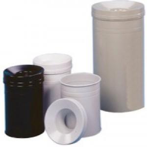 Waste Bin 62.1 Litre With Lid Grey 309601