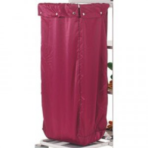 Maid Service Trolley Nylon Bag for 10581 Burgundy 310692