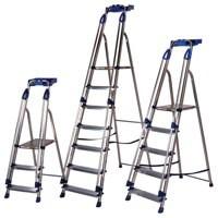 Blue Seal Ladder 4-Tread Aluminium 311494