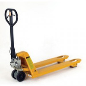 Pallet Truck Braked Tandem Poly Rollers 315083