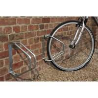 Adjustable Single Cycle Holder Aluminium 320076