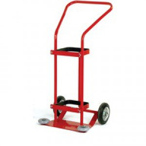Oxygen Cylinder Trolley 3400 Litre Red 320667