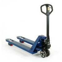Quick Lift Pallet Truck 540x1150mm 2.5 Tonne Capacity Blue 323090