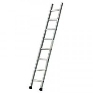 Single Section Aluminium Ladder 2410mm 14-Rungs 323144