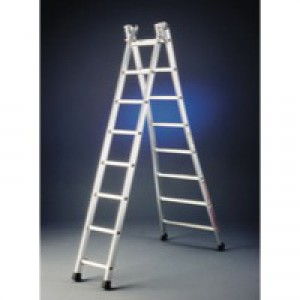 Transformable Aluminium Ladder 2442/006 328806
