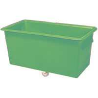 Container Truck 1219x610x610mm Green 329954