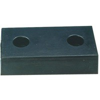 Image for Heavy Duty Dock Bumper Rectangular Type 2-2 Hole 330104