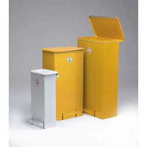 Fire Retardant Sack Holder 64 Litre Freestanding FR5003 330279