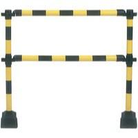 Express Barrier 2 Rails Yellow/Black 349739