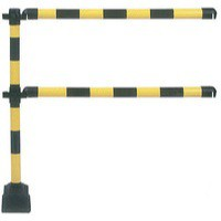 Express Barrier 2 Rails Extension 1 Metre 349740