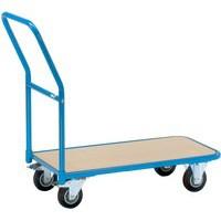 Economy Store Room Trolley 200Kg Blue 357363