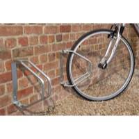 Image for Adjustable Wall Mounted Cycle Rack Pk3