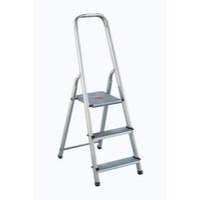 Alumiunium Step Ladder 3 Steps Plus 358737