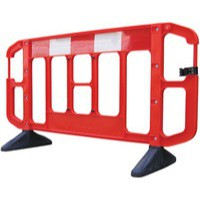 Titan 2 Metre Barrier Red 358784