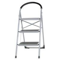 Step Ladder 3-Tread Grey/Blue 359294