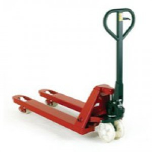 Hand Pallet Truck 2 Tonne Capacity Red 368369