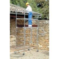 Speedy Work Platform Frame Kit/Toeboards 373691