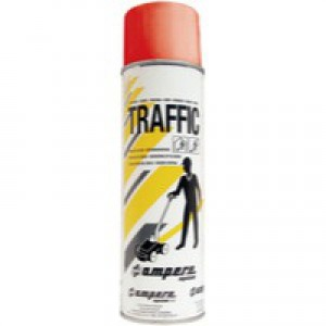 Traffic Paint Red Pk 12 373881