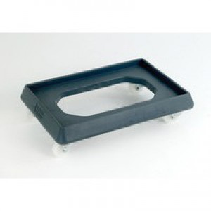 Plastic Dolly for 600x400mm Grey 382994
