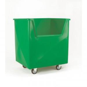 Order Picking Trolley Green 383268