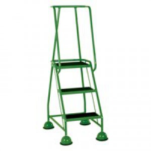 VFM 3-Tread Step Green 385136