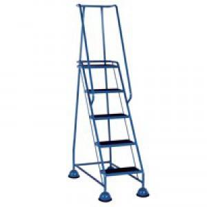 VFM 5-Tread Step Light Blue 385142