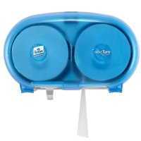 Lotus Next Turn Complete System Dispenser Blue Plastic 5022251
