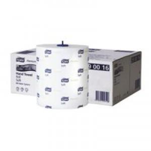 Tork Matic Soft Hand Towel Roll 100m (Pk 6) 290016