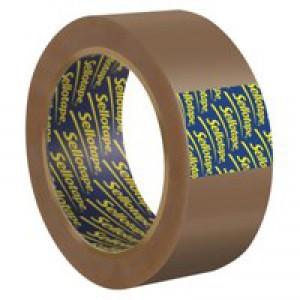 Sellotape Case Sealing Tape 50mm x66 Metres 503846