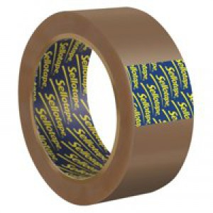 Sellotape Case Sealing Tape 50mm x66 Metres 503846