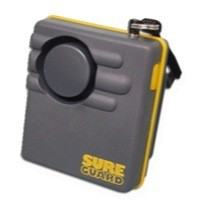 Sure Guard Electronic Personal Attack Alarm PASC